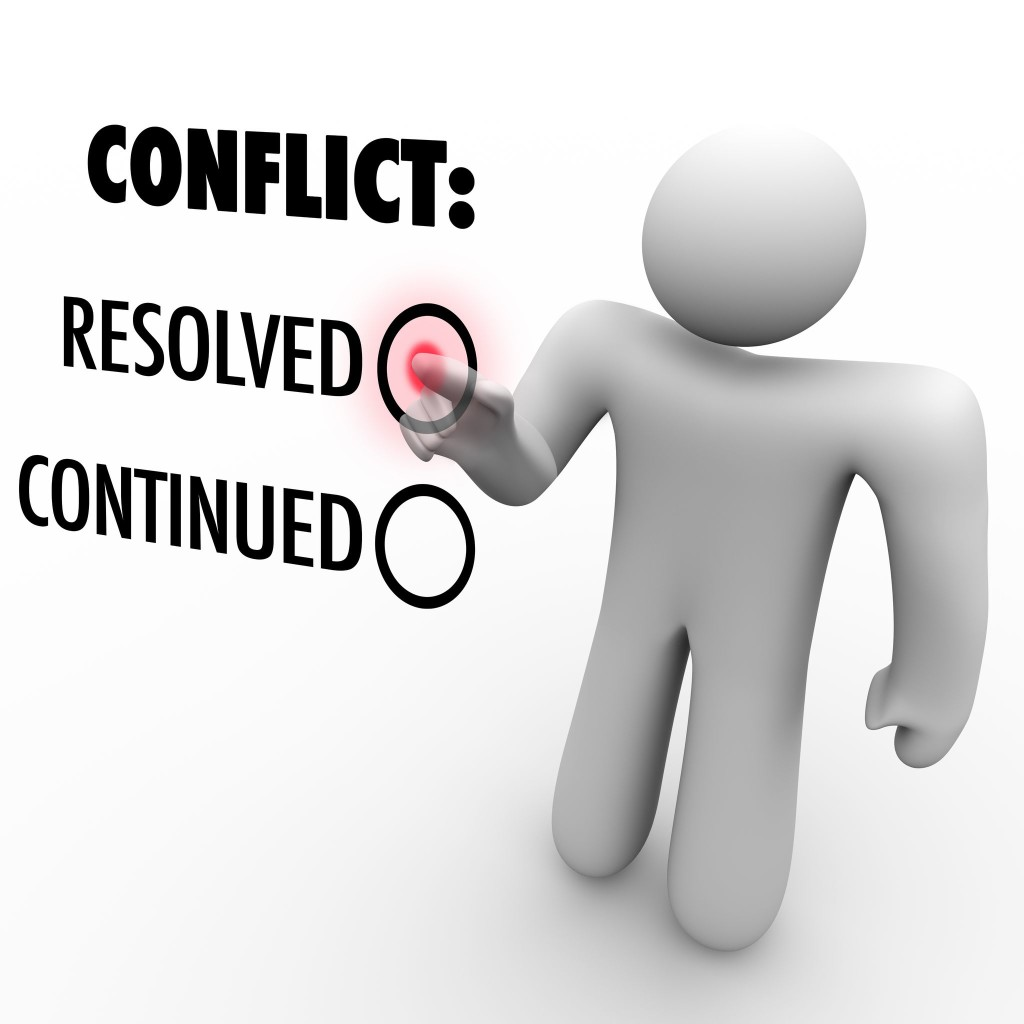 Resolving Conflict in the Workplace - assessmentsolutions